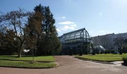 Photo du jardin botanique du Parc de la Tête d'Or