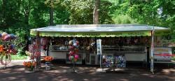 La boutique du Parc de la Tête d'Or à Lyon