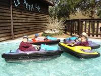 photo 2 des bateaux du Parc de la Tête d'Or