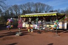 photo du kiosque du Parc de la Tête d'Or