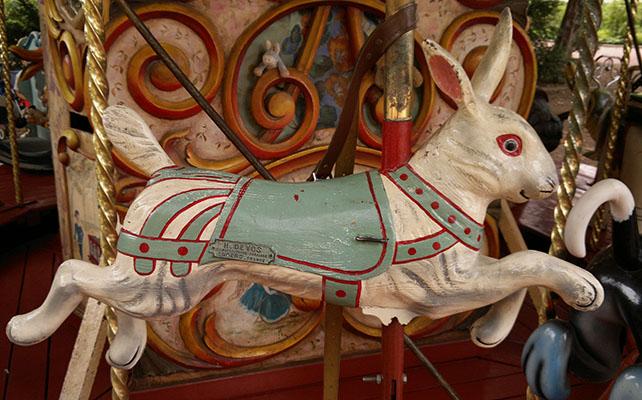ptit carrousel-lapin